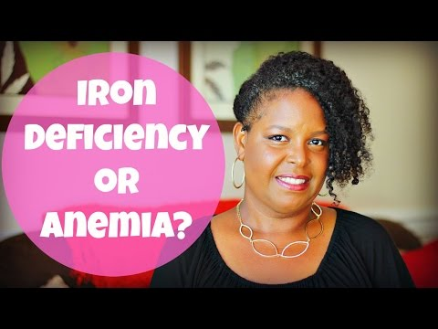 Am I Experiencing an Iron Deficiency or Anemia? | By: What Chelsea Eats