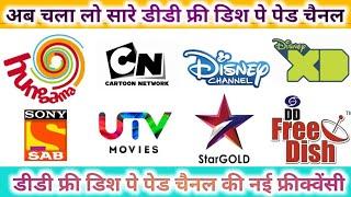 cartoon on dd free dish Videos - 9tube tv