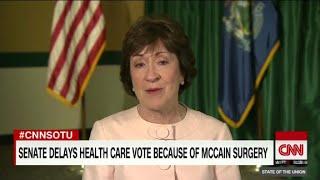 Full Interview: Sen. Susan Collins