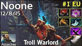Noone   Troll Warlord - Dota 2  7.19
