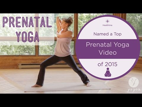 Prenatal Yoga Routine: Gift Of Life (1st Trimester)