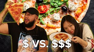 Download Cheap Vs. Expensive Pizza Video