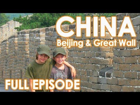 Beijing China Travel Tips // Full Episode Family Travel to China