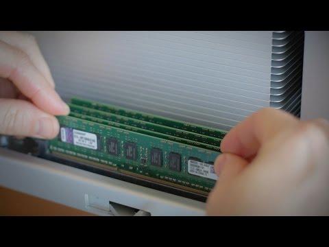 Install Ram in MacPro - Kingston Technology