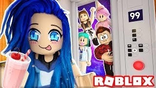 The craziest elevator on Roblox!