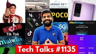 Tech Talks #1135 - Shaktimaan on TikTok Virus, Poco M2 pro launch, Buds Air Neo, Whatsapp Hack