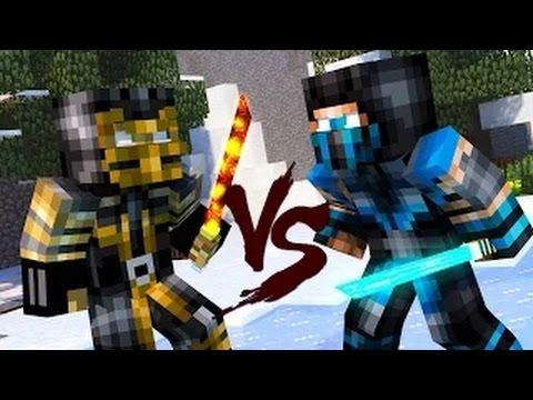 Mortal Kombat X [Minecraft Animation]