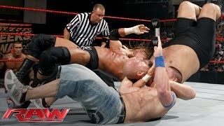 Download Cena vs. Orton vs. Triple H vs. Big Show — Fatal 4-Way WWE Championship Match: Raw, June 15, 2009