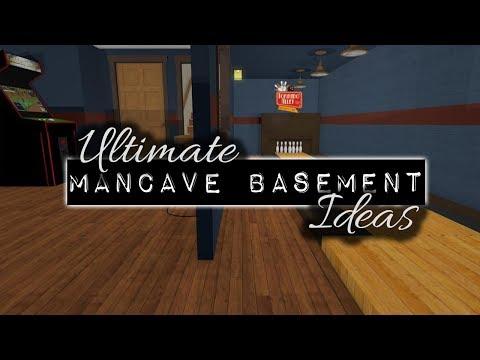 Basement Man Cave Ideas   DIY & Home Design