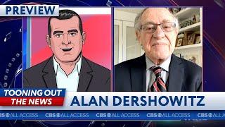 Hot Take grills Attorney Alan Dershowitz on Jeffrey Epstein
