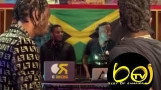 P@lice attempts to lock off Beenie Man & Bounty Killa clash LIVE. Full story @ BOJTV.COM |