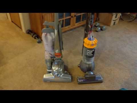 Kirby G10 Sentria vs Dyson Multi floor Vacuum Cleaner Review