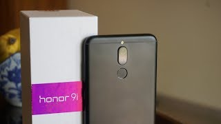 Honor 9i Unboxing, Hands on, Camera Features (Huawei Honor 9i)
