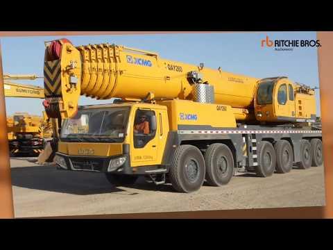Dubai heavy equipment auction | Dec 12 & 13, 2017