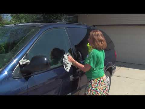 Norwex Car wash products