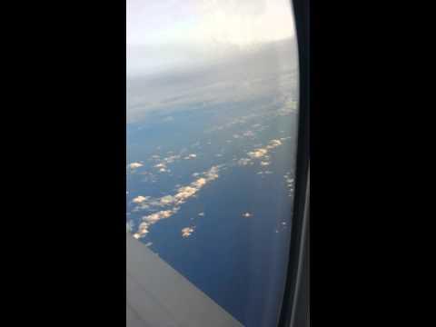 aircanda flight fom sydney to vancouver