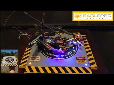 Eagle Pro Helipad Review