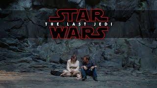 Star Wars: The Last Jedi | The Director and the Jedi