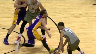 Tyler Johnson Crosses Up Marcelo Huertas And Finishes At The Rim!