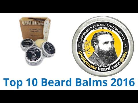 10 Best Beard Balms 2016