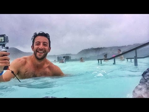 The Blue Lagoon - THIS PLACE IS UNREAL!!  | WOW Air |  Reykjavik, Iceland