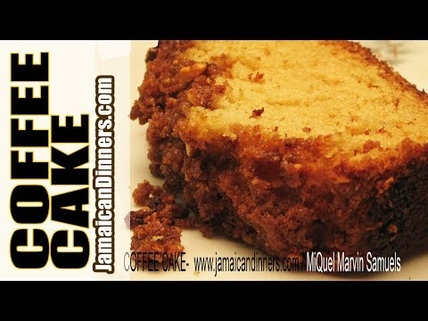CARIBBEAN COFFEE CAKE: Short Film Summary