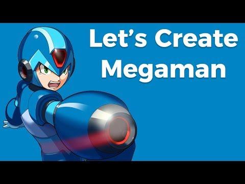 Let's Create Megaman Charge Shot - Blueprints #19 [Unreal Engine 4 Tutorial]