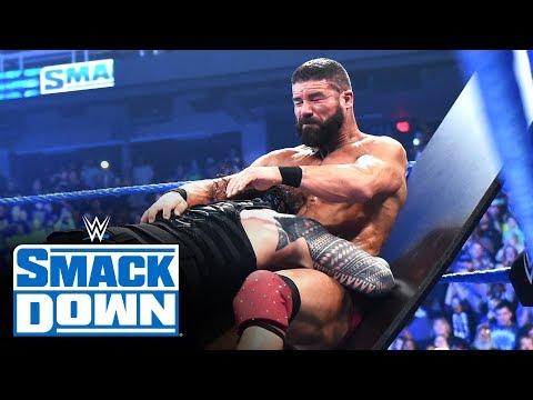 Xxx Mp4 Roman Reigns Vs Robert Roode – Tables Match SmackDown Jan 17 2020 3gp Sex