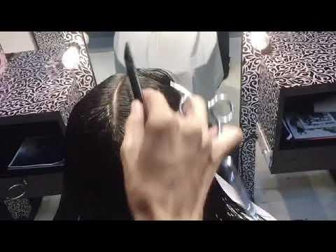 Female haircut long transient by kaustubh. P