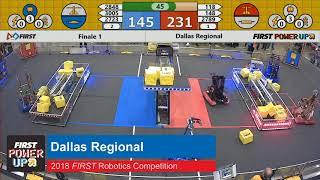 Final 1 - 2018 Dallas Regional