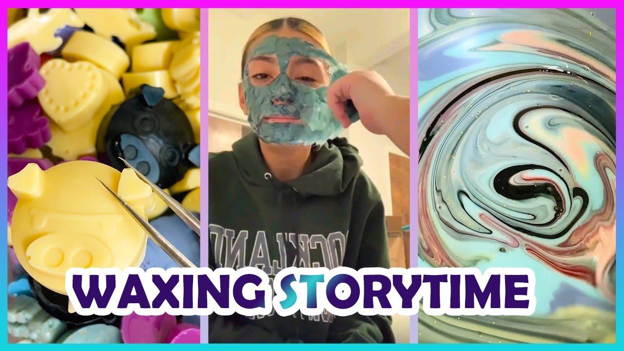 Satisfying Waxing Storytime ✨😲 Tiktok Compilation #39