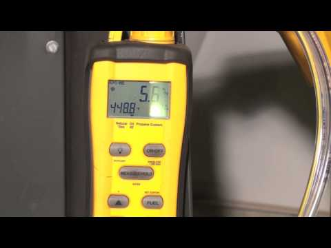 Oil burner efficiency tests.  Part 4