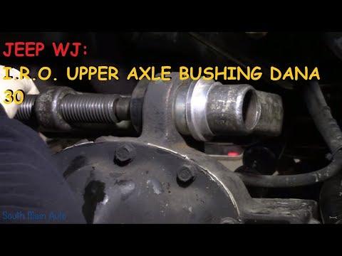 Jeep WJ: IRO Upper Axle Bushing Dana 30