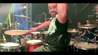 Rico Batera - Wallas Arrais - #DrumCam -  Notificação Preferida (Zé Neto e Cristiano)