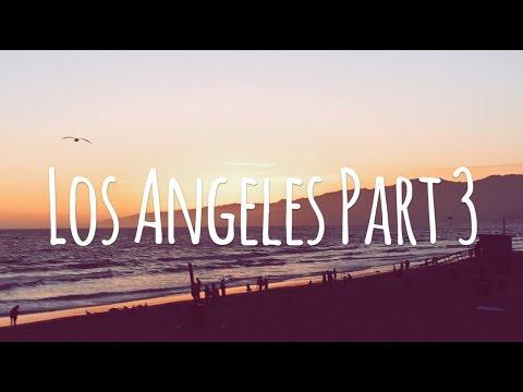 LA VLOG PART 3: Hollywood Sign, LACMA, Venice Beach, Santa Monica, Malibu, Beverly Hills