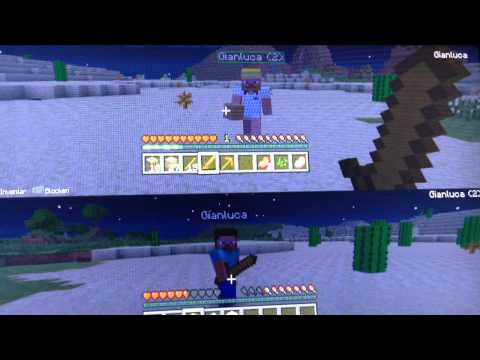 Let's Play Minecraft PS3 Multiplayer #002 [German]
