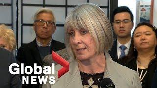 Coronavirus outbreak: Canada's health minister says shutting down borders 'not effective'