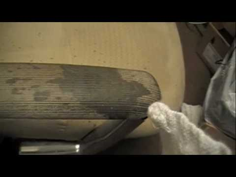 Genie Wonder Cleaner Removes Grime From Upholstery