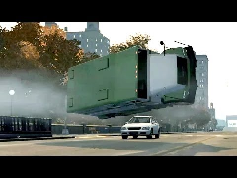GTA IV THE LAST CHASE: Action Scene [14/15]
