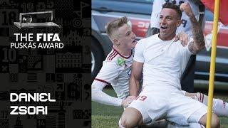 FIFA PUSKAS AWARD 2019 NOMINEE: Daniel Zsori