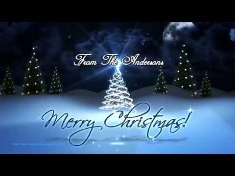 Create MAGICAL Christmas Holiday Greetings with low cost Video Templates