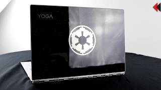 Lenovo Yoga 920 Galactic Empire Star Wars Special Edition Unboxing