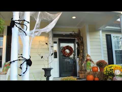 2017 Halloween Front Porch Ideas 3