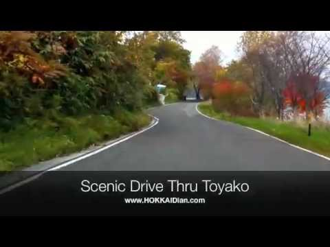 Hokkaido Scenic Drive - Toyako