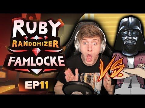 DEATHS INCOMING! | Pokemon Ruby Randomizer Famlocke EP 11