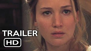 Mother! Official Trailer #1 (2017) Jennifer Lawrence, Javier Bardem Thriller Movie HD