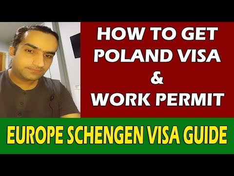 How To Get Poland Visa In 3 Days Work Permit Schengen Visa
