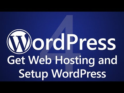 WordPress for Beginners - Get Hosting and Install WordPress! ◄