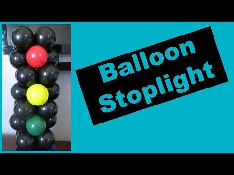 Balloon Stoplight