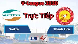 Viettel vs Thanh Hóa 2020 │Vòng 6 V.League 2020   Game PES 20